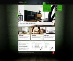 Wordpress Theme by ThanRi