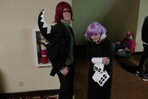 ((OOC)) Crona and Spirit COSPLAY!!! by Ask-CronaMakenshi