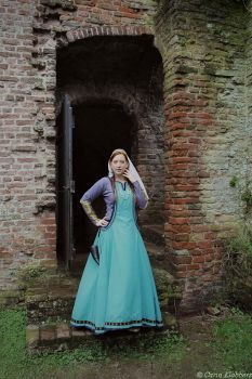 Medieval Memories with Lady Marjolein 3 by PicsmadebyCarin