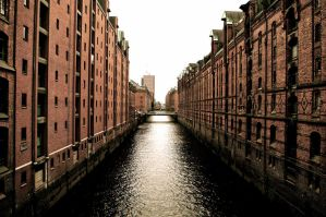 Nice Sides of Hamburg II by Xfluegge