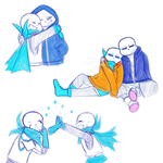 Fun Fun Sketches by Drowning-In-The-Void