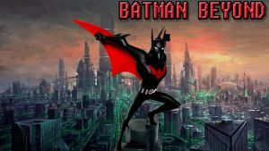 Batman Beyond wp 2 by SWFan1977