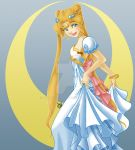 Disney Princess Serenity by dollyolly1
