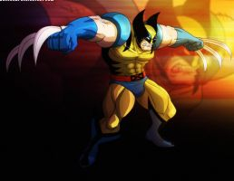 X-Men: Children of the Atom: Wolverine by PioPauloSantana