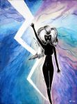 Mutant, Godess, Elemental Force by ColorBloX