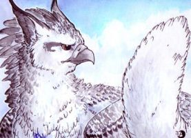 Aceo - Silvermoonnw by Alassa