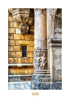Dresden - the column by calimer00