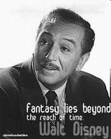 Walt Disney by christinachaldox