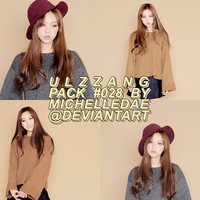ULZZANG PACK 028 [KIM JA YOUNG] by Michelledae