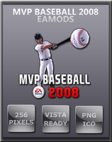 MVP Baseball 2008 Mod by Dirtdawg90
