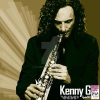 KENNY G IN JAVA JAZZ by YUHEND