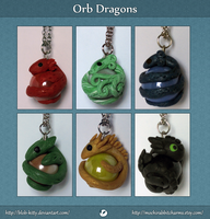 Orb Dragons by ShinyCation