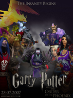Garry Potter and Al'Ar by rbryant
