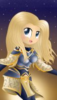 LOL - Lux by mikathelemur