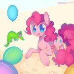 Bronycon 2012: Pinkie Pie by pekou