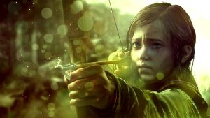 Ellie( the last of us) by Noc21