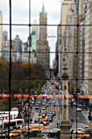 Columbus Circle by monstrico