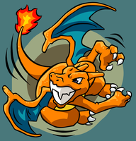 Charizard, I choose you!!! by RexiDoodle