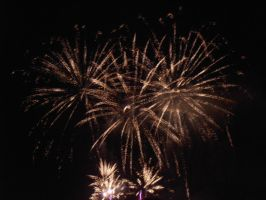 Fireworks #1 by maurice1997