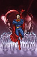 Smallville Season 11 Cover No 3 by gattadonna