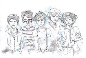 One Direction by mariable