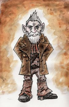 The War Doctor by memorypalace