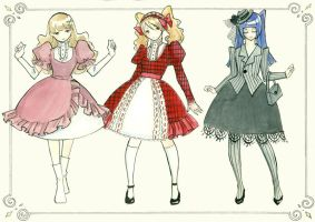 Classic Lolita by Kutty-Sark