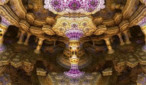golden temple by Andrea1981G