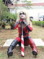 Awesome Harley Quinn Cosplay! by Ayanokogi