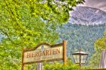 The Biergarten by immauss