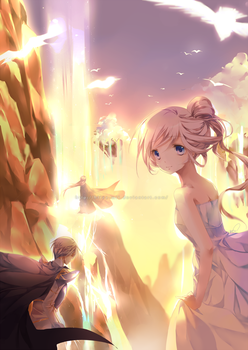 -- searching for paradise : full -- by Blizz-Mii