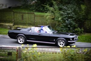 Ford Mustang Cabriolet by FReeZeR73