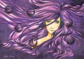 Purple by AndieCris