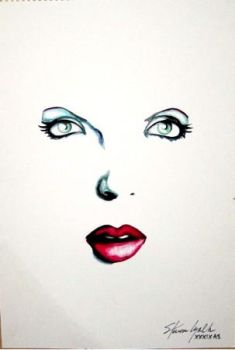 Shirley Manson by ghost-in-the-fog