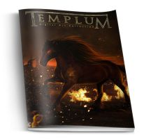 Templum 5 ya disponible / already available by ediciones-babylon
