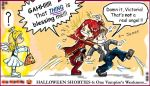 HS 6: One Vampire's Weakness by neo-solaris