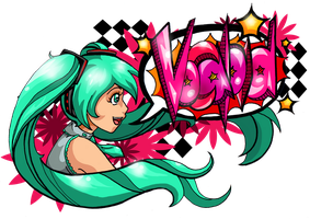 vocaloid by AceroTiburon