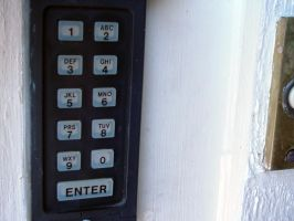 Garage Keypad by armageddon