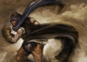 Prince of Persia by Mrahart