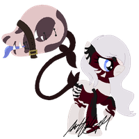 Half-Blood and Carnage by SarahHardy01
