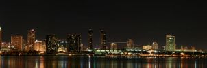 San Diego Panorama 01 by robert-kim-karen