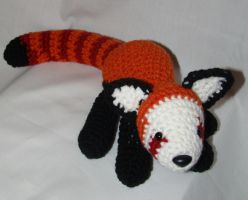 Red Panda Crochet by ADayToCrochet