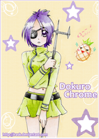 dokuro chrome by irask