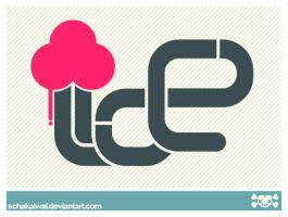 ICE logotype by schakalwal