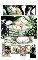 Swamp Thing Sample Page 4 by thecreatorhd