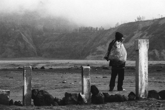 stranger in bromo by wirawanpandu