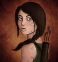 KATNISS by iMMuhUnic0rn