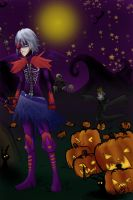 This is Halloween Repliku by TouchMySitar