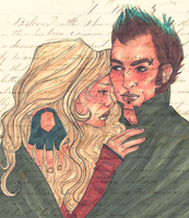 Innocence: Teddy and Victoire by shaiiim