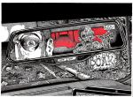 The Thing in the Back Seat by Tomoran